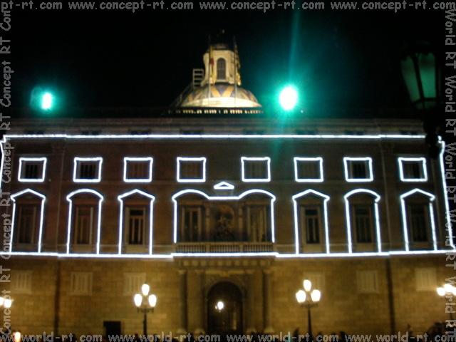 Catalan government palace