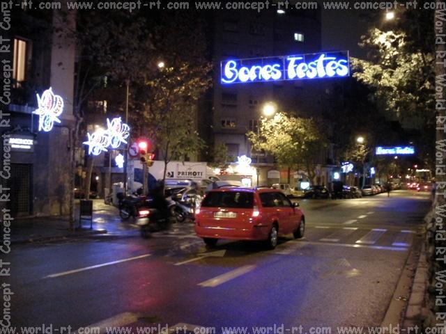 Sant antoni street